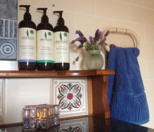 Complimentary eco-friendly bath products & hairdryer provided for your convenience