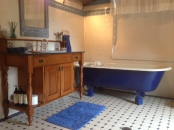 Stellar Suite spacious bathroom